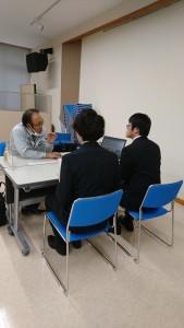南信工科短期大学企業研究会