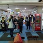 多摩川ロジステックスさんと交流ボウリング大会実施